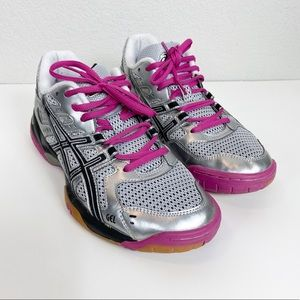 ASICS Gel Rocket Volleyball sneakers size 9